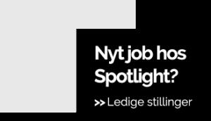 Ledige jobs hos Spotlight