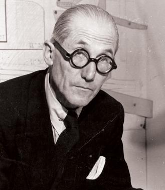 Lamper designet af Le Corbusier